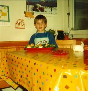 1989 Mathieu cuisine