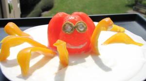 Pieuvre poivron