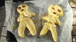 badijonnage bonhommes en pâte