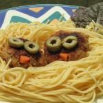 ecette au tofu les boulettes oiseau dans leur nid cuisine amusante