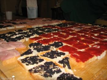 recette de jeux vidéos canapés au caviar et sauce tomate