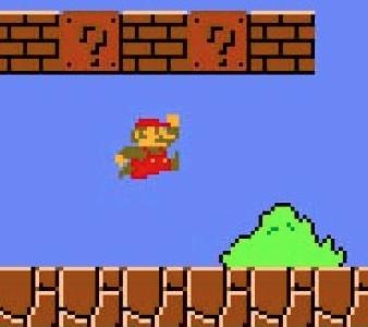 Recette De Jeux Vidéos Mario Bros En Canapés