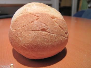 miche de pain pirate esquisse