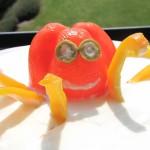 Recette de dips originale la pieuvre en poivron