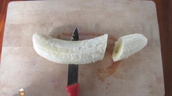 couper la banane