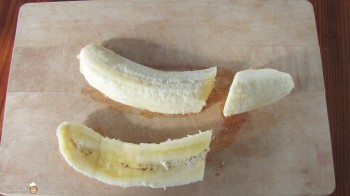 trancher la banane