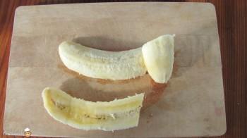 constuire la tête en banane
