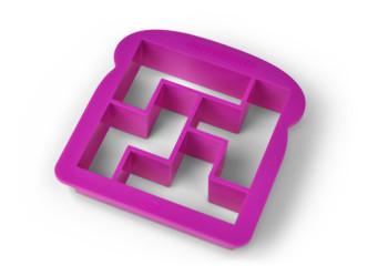 Couteau sandwich tetris