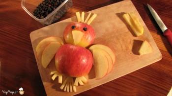 9-oiseau en pomme