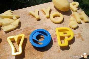 3-alphabet en frite yop yop