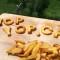 L'alphabet en frites