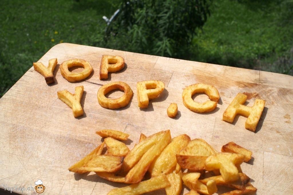 alphabet en frite yopyop.ch