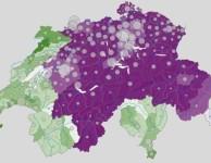 votation assurance maternité 1999 suisse röstigraben