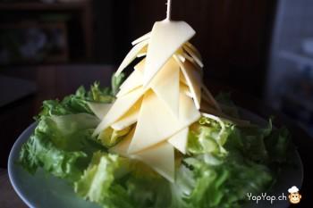 12-amuse-gueule de Noël en fromage