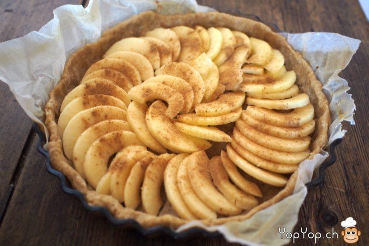 12-tarte aux pommes
