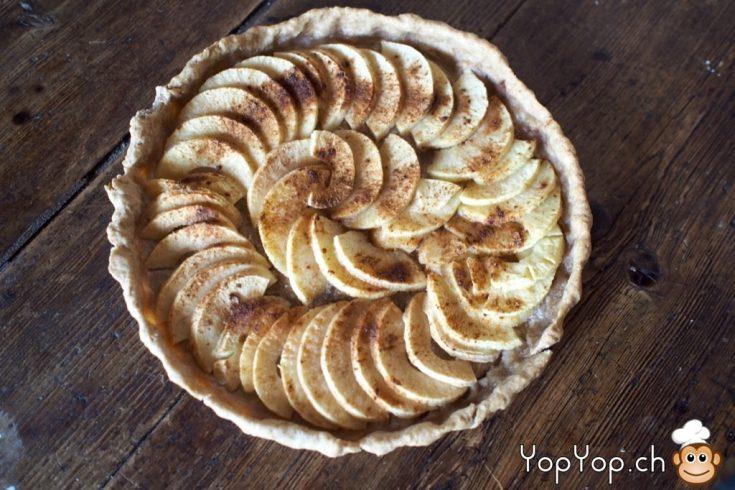 14-tarte aux pommes