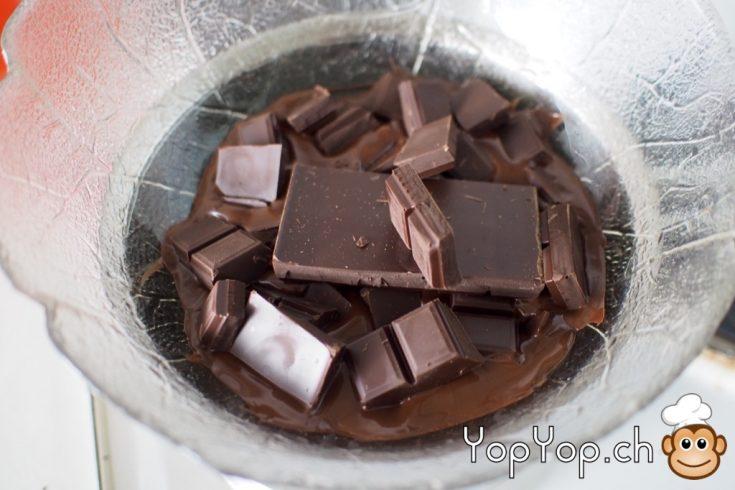 2-chocolat bain marie