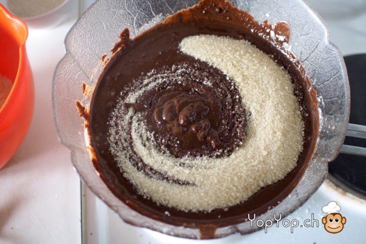 4-sucre et chocolat